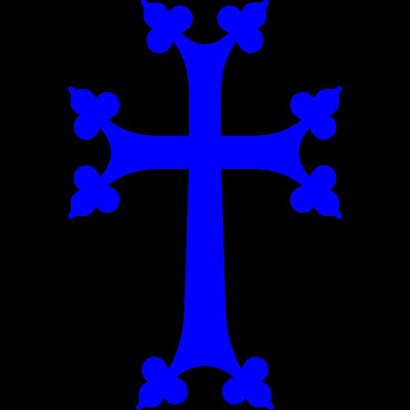 Armenia Christian cross Symbol Clip art.