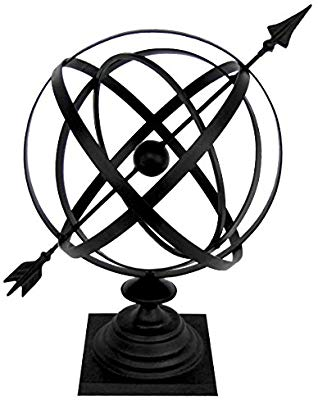 Sundial Cast Iron 24\