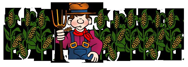 Farming Clipart.
