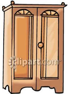 Armoire Clipart.