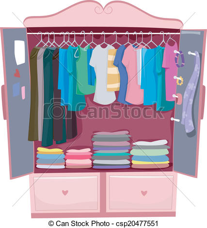Armoire Stock Illustration Images. 43 Armoire illustrations.