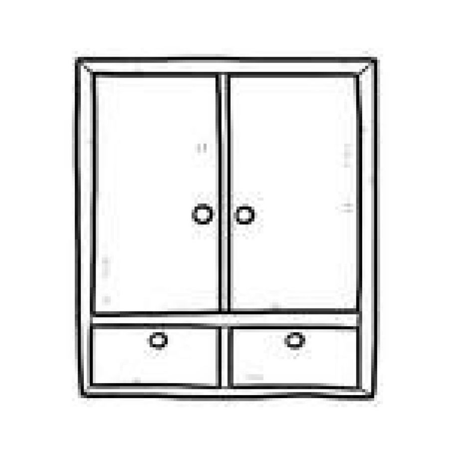 Closet clipart closet door, Closet closet door Transparent.
