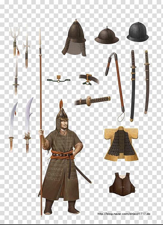 Mongolia Mongol Empire Weapon Mongols Mongol military.