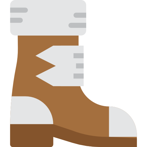 boot icon.