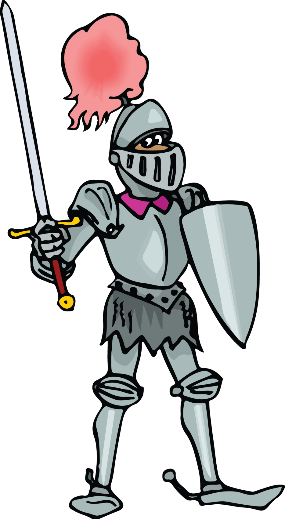 Knight in armor clipart 2 » Clipart Station.