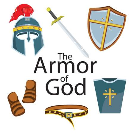 279 Armor Of God Stock Illustrations, Cliparts And Royalty Free.