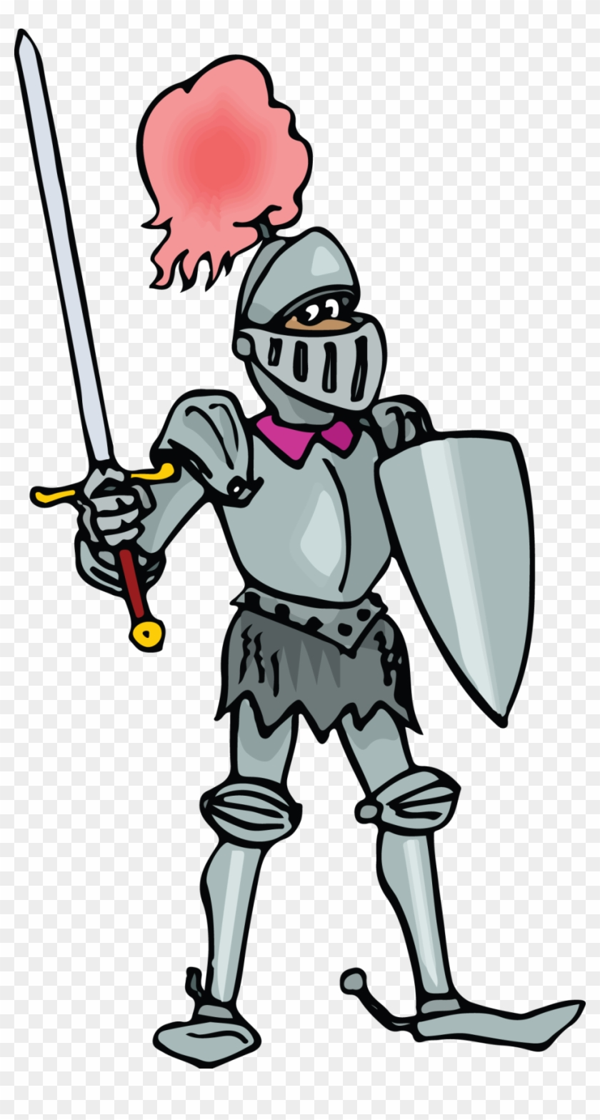 Knight Middle Ages Clip Art.