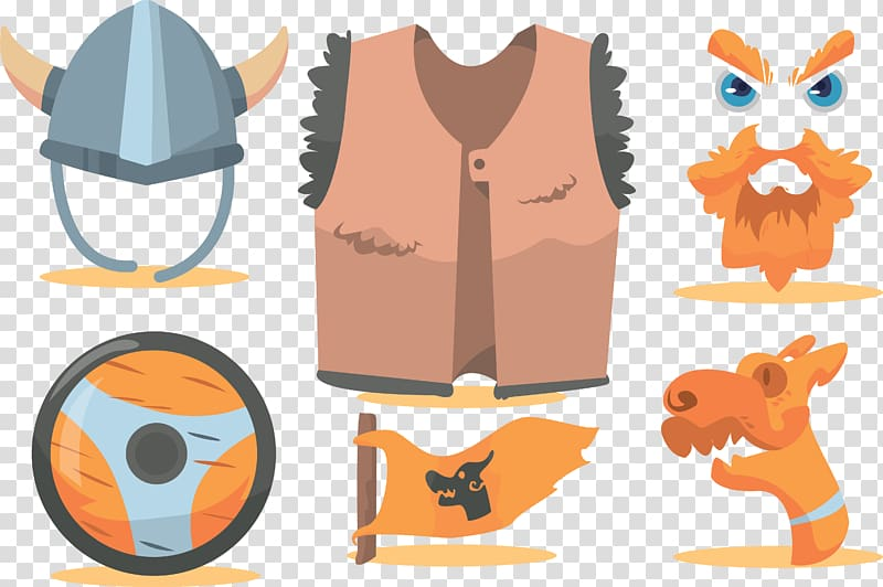 Warrior Vector transparent background PNG cliparts free.