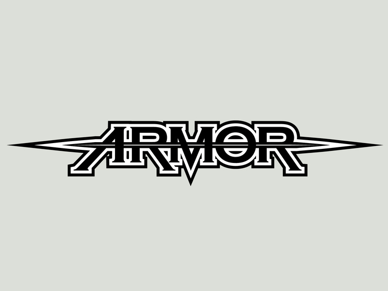 Armor Logo by Evan Roper on Dribbble.