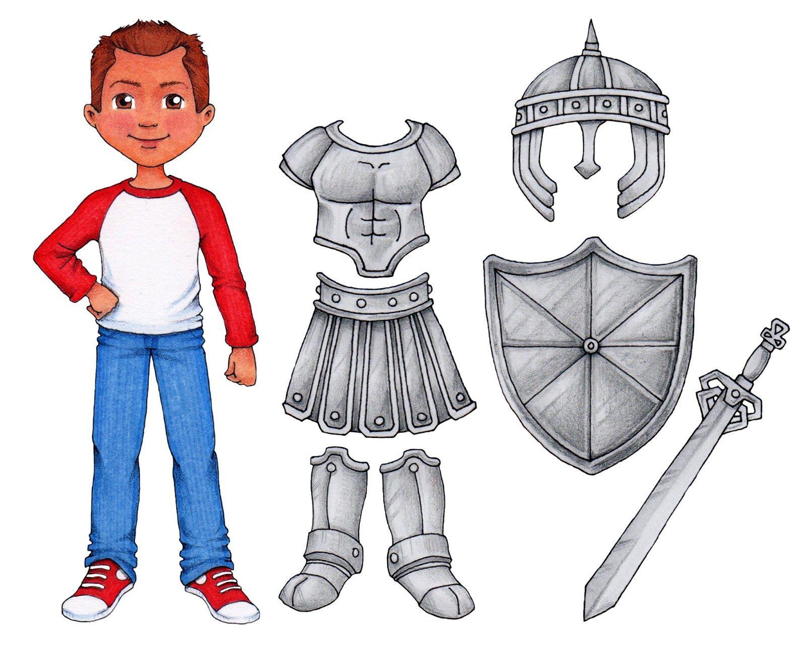 Armor of god clipart 5 » Clipart Portal.