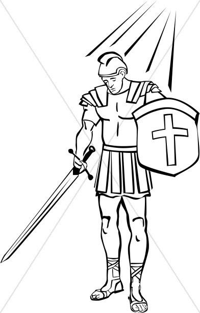 Armor of god clipart 3 » Clipart Portal.