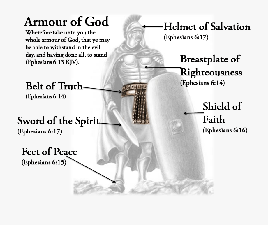 Whole Armor Of God Kjv Important Taking Up The Free.