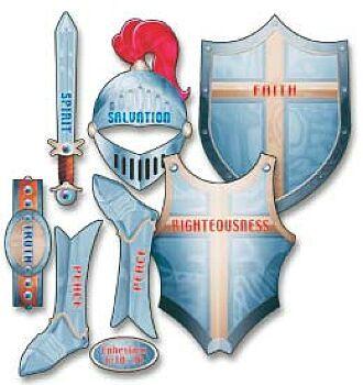 Armor Of God Clipart.