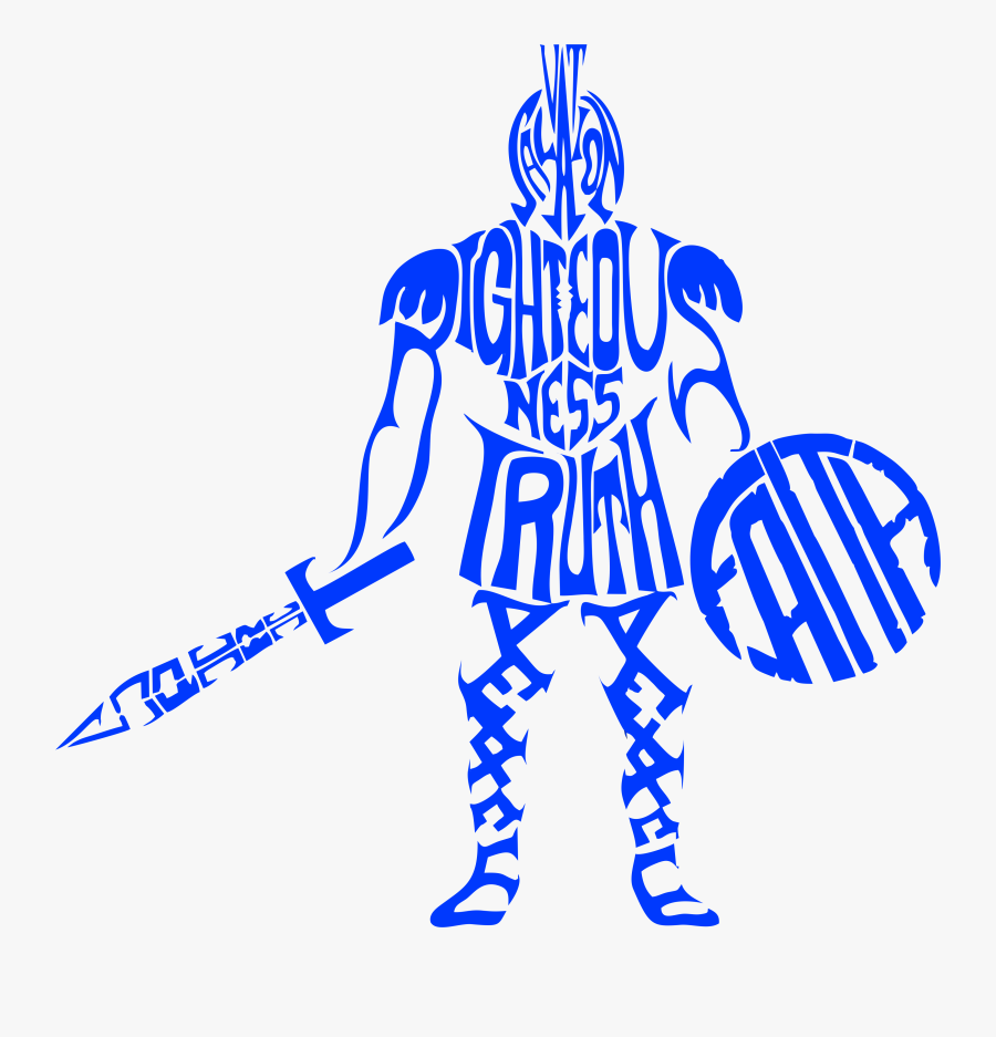 Put On The Whole Armor Of God Svg , Free Transparent Clipart.