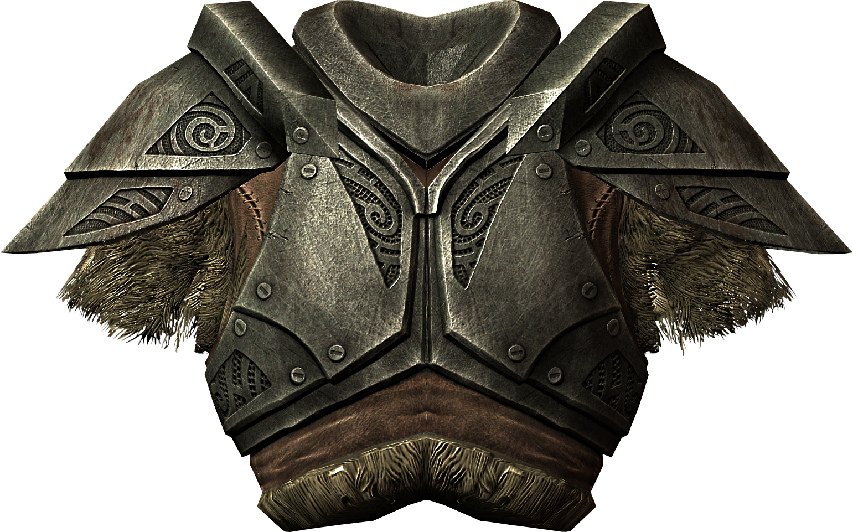 Building Skyrim Armor.