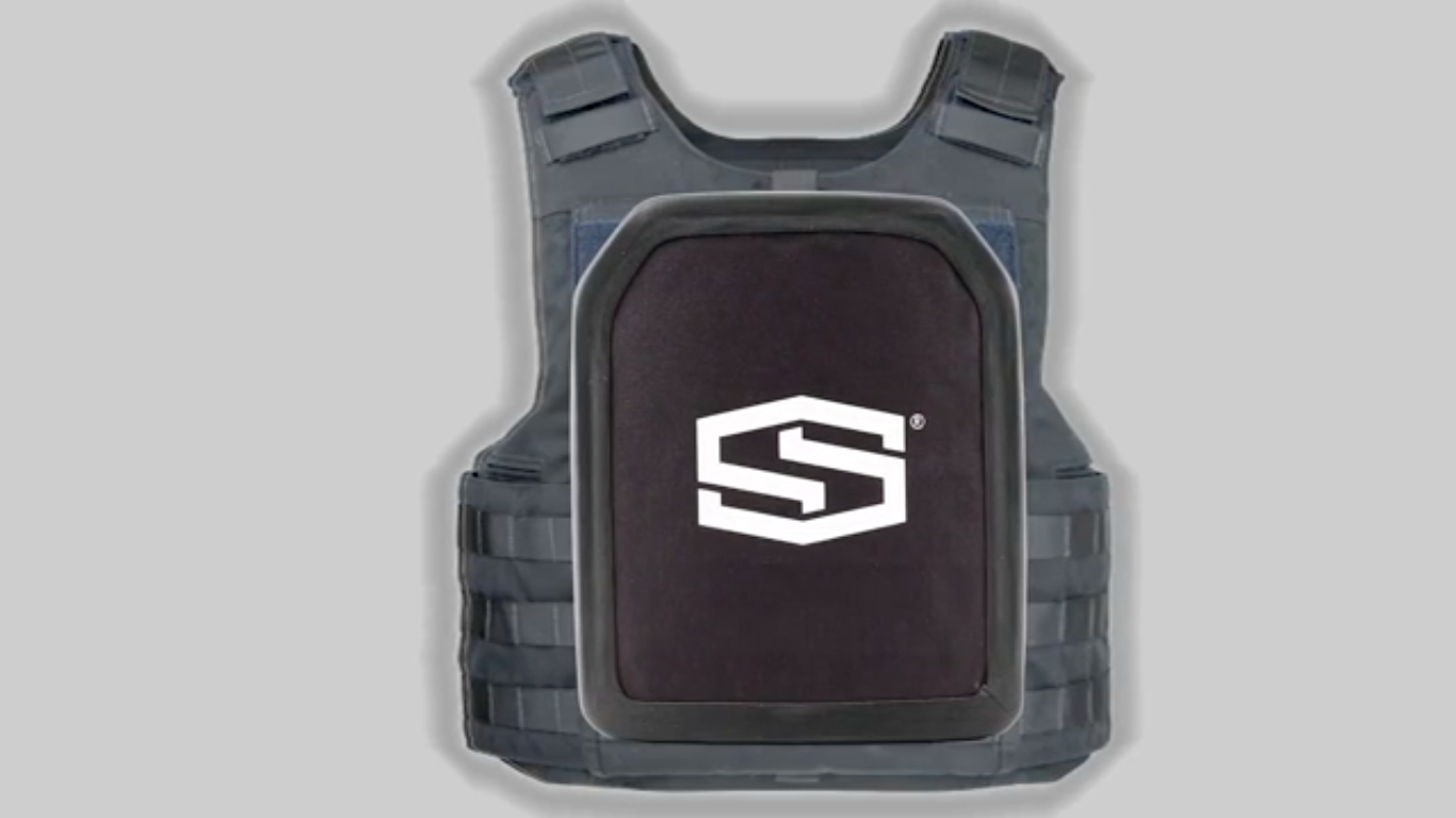 The World's Most Advanced Body Armor for Police Officers — Advanced.