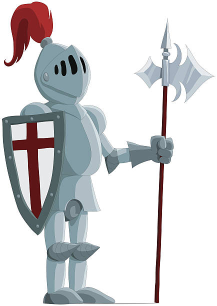 Knight clipart suit armor, Knight suit armor Transparent.