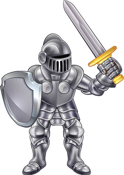 Suit Of Armour Clipart.