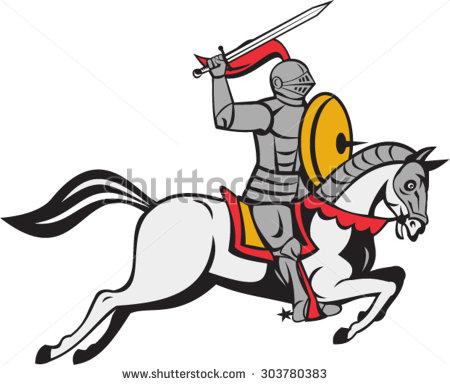 Showing post & media for Cartoon knight man.