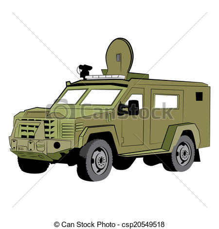 Armored vehicle Stock Illustration Images. 1,451 Armored vehicle.