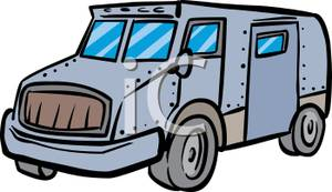 Armored Truck.