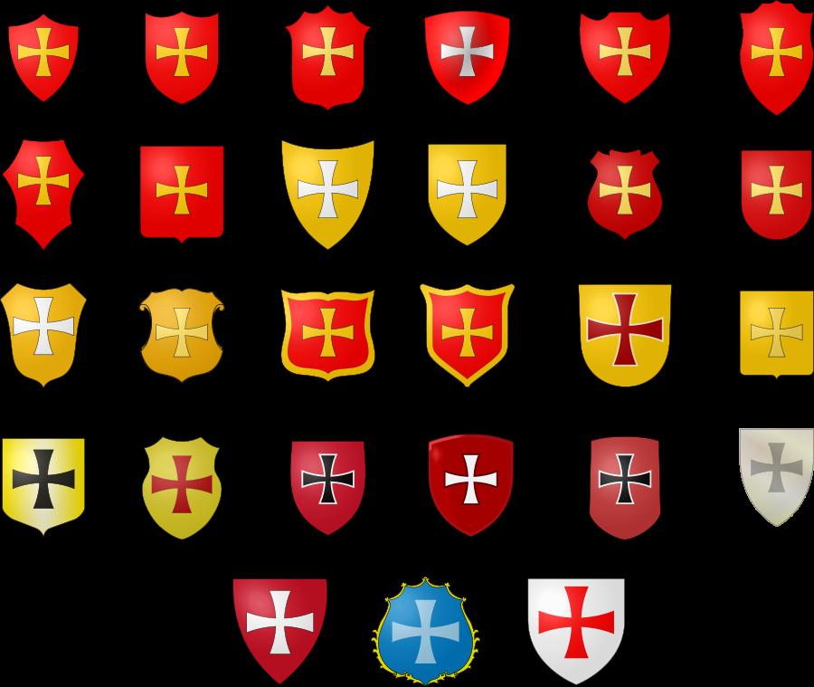 Coat of arms clip art.