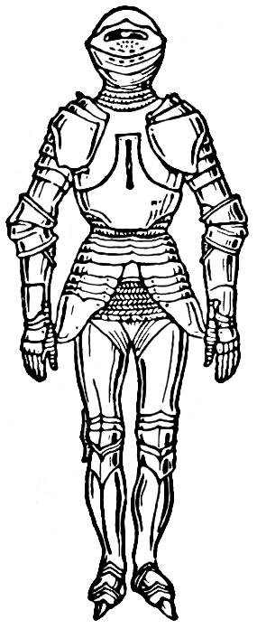 Armour Clipart.