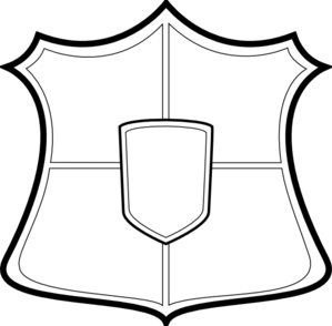 Armour Shield Clipart.