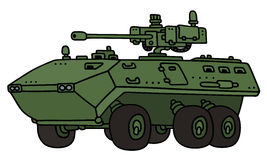Armoured Car Stock Illustrations.