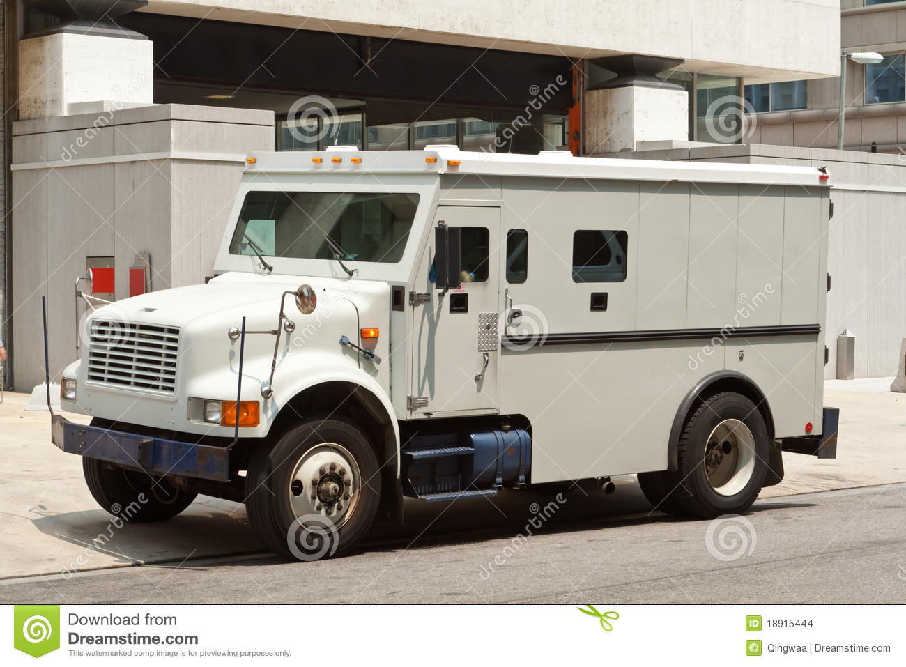Armored car clipart.