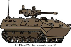 Armoured vehicle Clip Art Illustrations. 133 armoured vehicle.