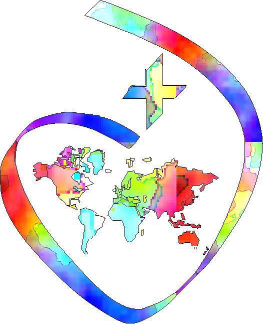 Open arms, open heart.