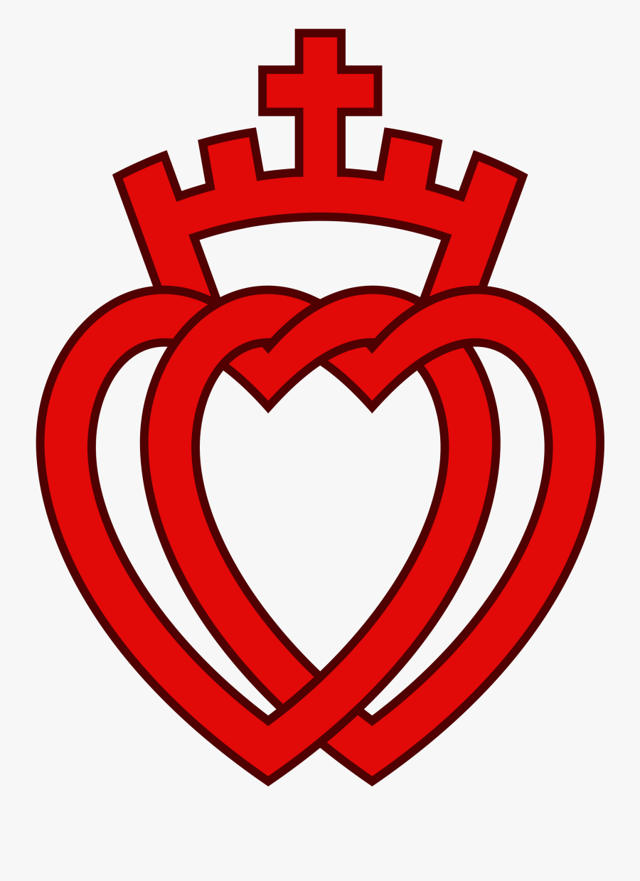 Coat Of Arms Heart Symbol , Free Transparent Clipart.