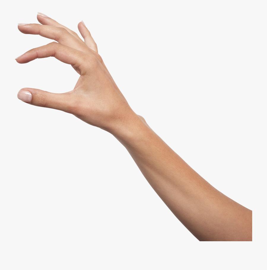 Clip Art Hand Holding Arm.