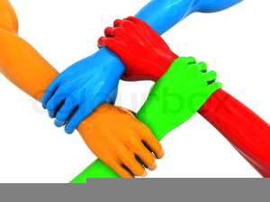 Clipart People Holding Hands.