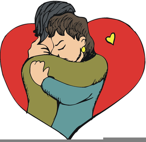 Free Clipart Hugging Arms.