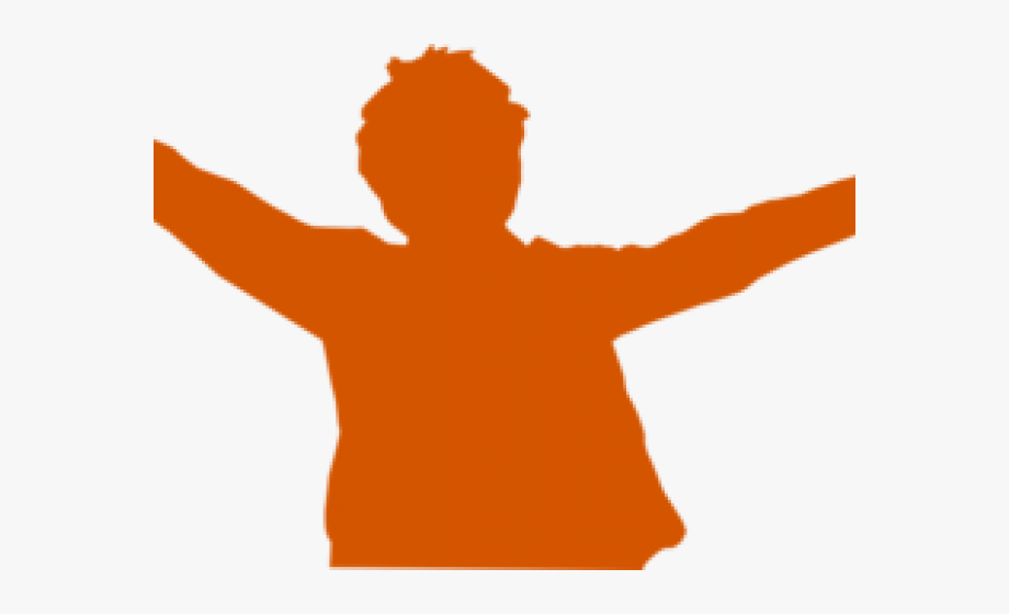 Open Arms For A Hug Clipart , Png Download.