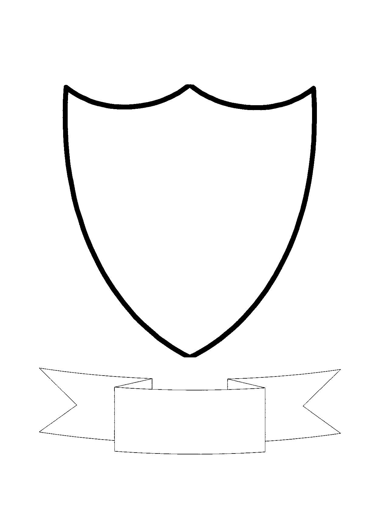 Coat Of Arms Templates.
