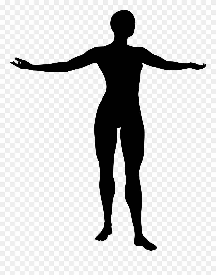 Arms Outstretched Clipart (#886126).