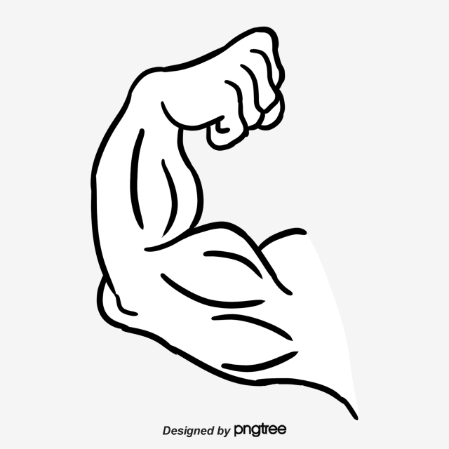 Strong Arm PNG Images.