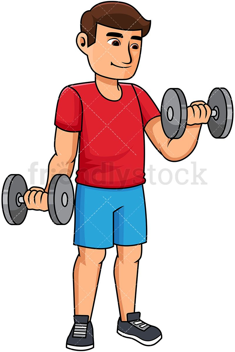 Pin on Working Out Clipart.