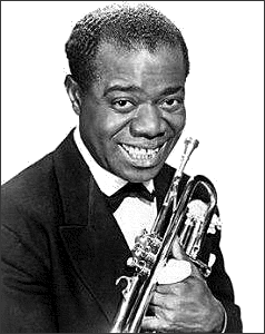 Louis Armstrong Clip Art Download.