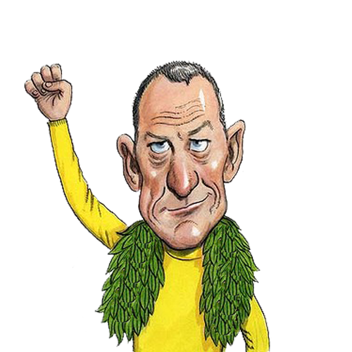 Free Lance Armstrong Clip Art.