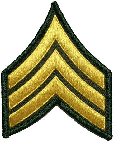 US Army Sergeant E.