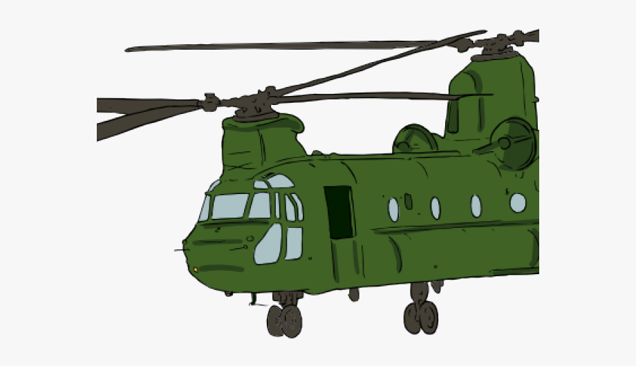 Helicopter Clipart Army Aircraft.