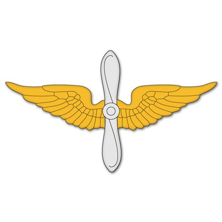 Army Aviation Branch Insignia Clipart.