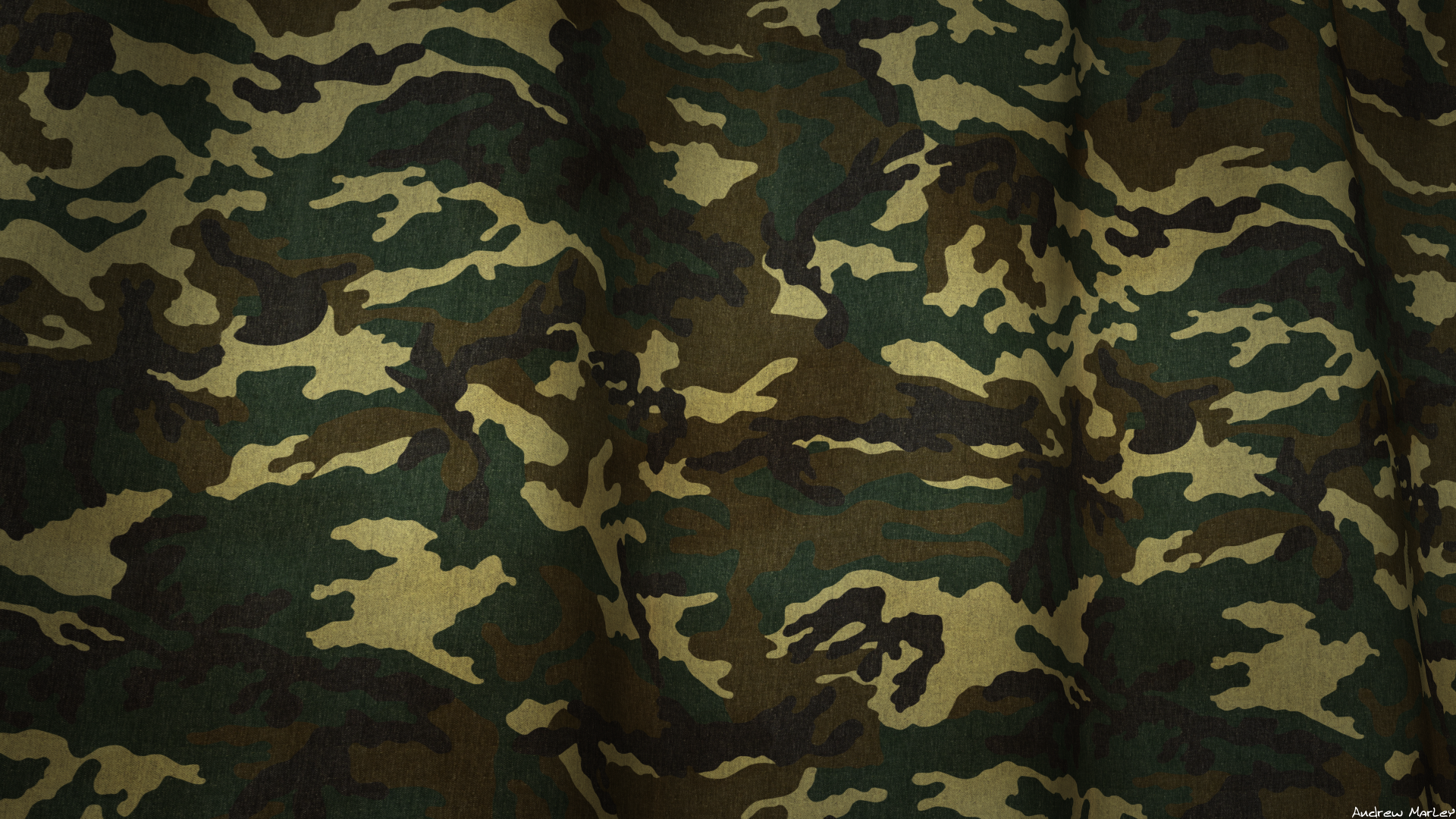Camo Background.