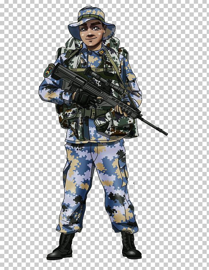 Soldier Infantry Special Forces PNG, Clipart, Army, Backpack.