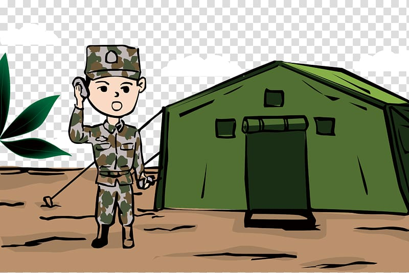 Barracks transparent background PNG cliparts free download.