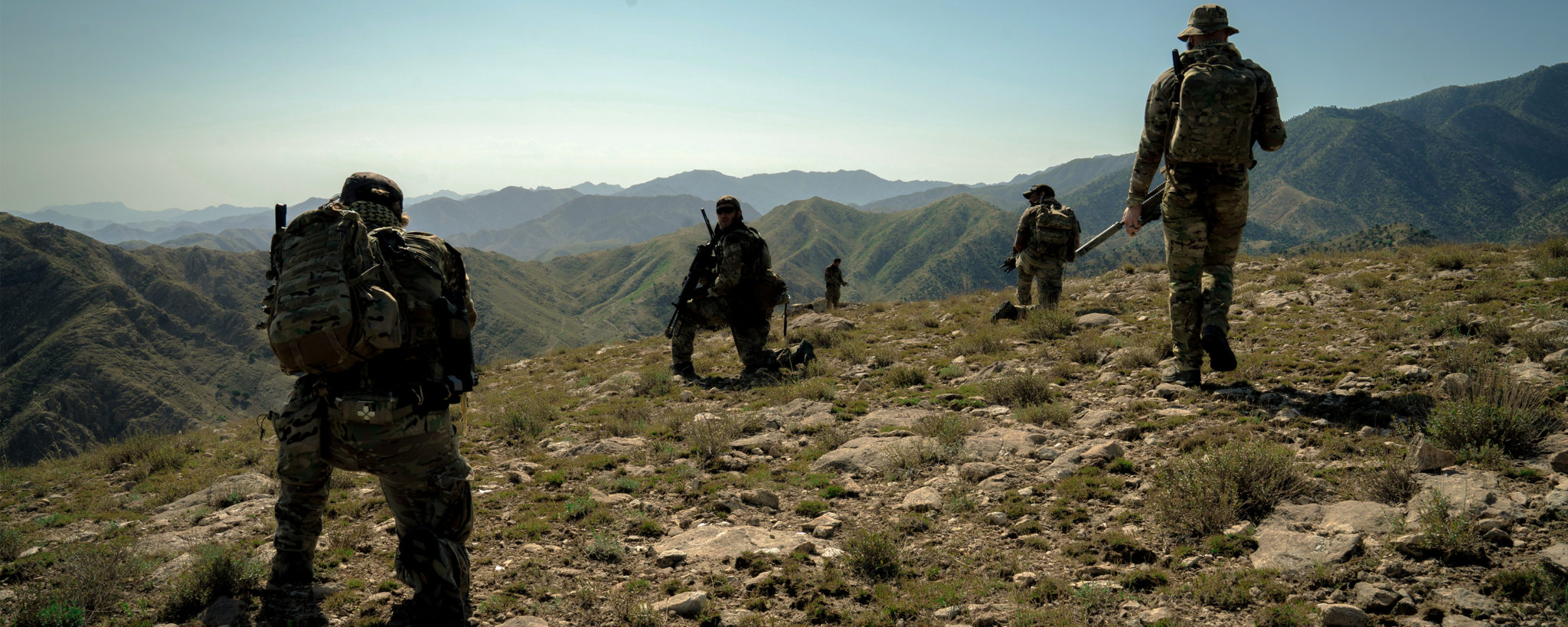 The Valley Boys: How a Lone Special Forces Team is Fighting.